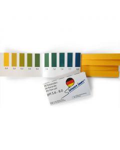 Teststreifen Spezial pH-Indikatorpapier